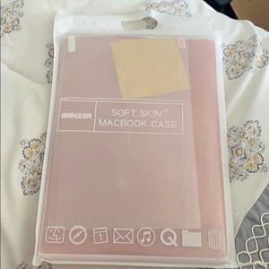 Pink MacBook Case
